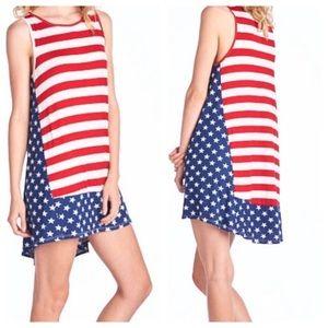 ➕Stars & Stripes Dress